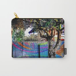 Colorful tree Carry-All Pouch