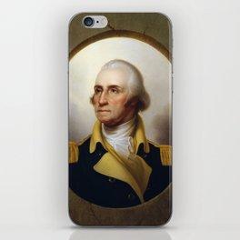 General George Washington iPhone Skin