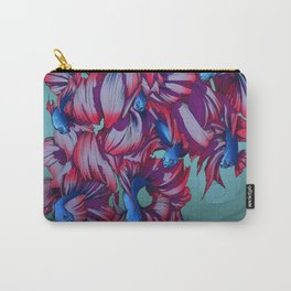Betta Fishies Carry-All Pouch