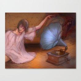 Magnify Canvas Print