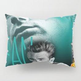 JD Portrait Collage Pillow Sham