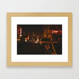 San Fransisco no.9 Framed Art Print