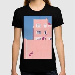Sunny House And Blue Sky T-shirt