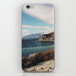 Aqua Coast iPhone Skin
