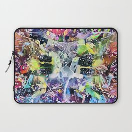 Crow's Paintbrush Laptop Sleeve