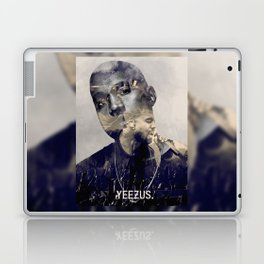 YEE ZUS - the only rapper compared to michael Laptop & iPad Skin