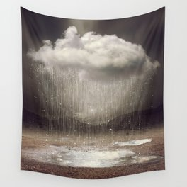 It's Okay. Even the Sky Cries Sometimes. Wall Tapestry