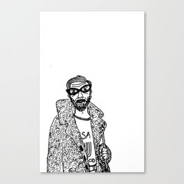 so uhh Canvas Print