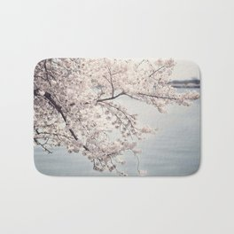 Cherry Blossoms of DC Edition 1 Photography Print Bath Mat