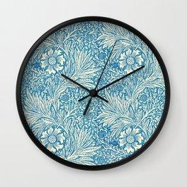 "William Morris ""Marigold"" 1. Wall Clock"
