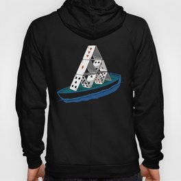 Waiting the storm Hoody