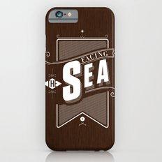 Facing The Sea Slim Case iPhone 6s