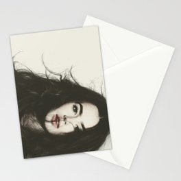 don't hate me cause i'm beautiful Stationery Cards
