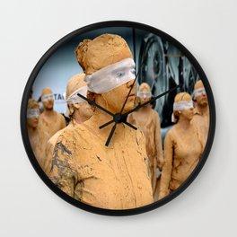 The Art of Paris Champs-Elysées Wall Clock
