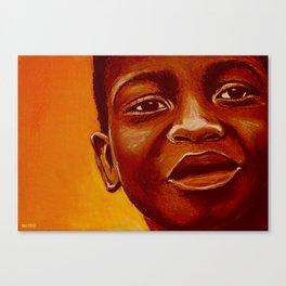 free africa! Canvas Print