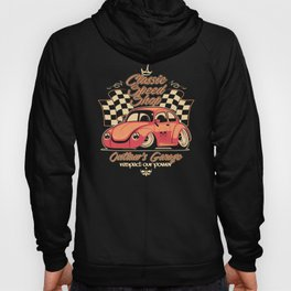 Classic Speed Shop Car Hoody