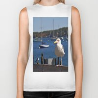 maine Biker Tanks featuring Maine Local by Catherine1970