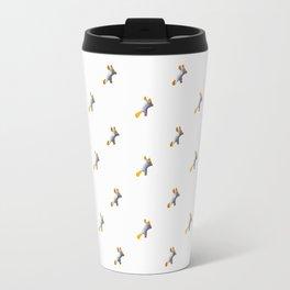 Toy Pattern (Little felt squirrel-rat) Travel Mug