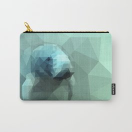 """Fragments """"Manatee"""" Carry-All Pouch"""