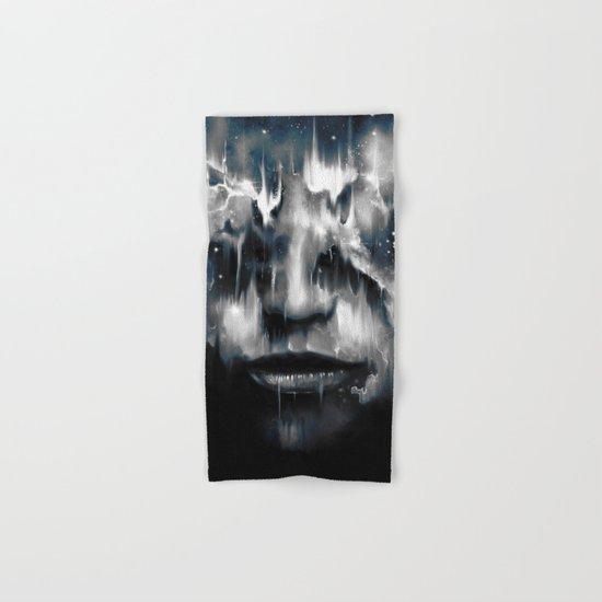 Blind Fate Hand & Bath Towel