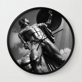 Achilles Wall Clock