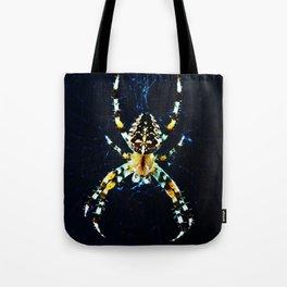 European Garden Spider Tote Bag