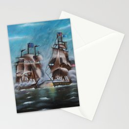 Battle of Lake Erie Stationery Cards