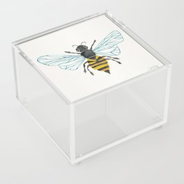 Honey Bee Acrylic Box