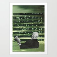 words with meaning  Art Print