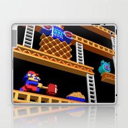 Inside Donkey Kong stage 2 Laptop & iPad Skin