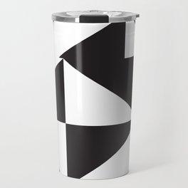 losanges noirs Travel Mug