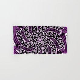Wind Spirit (Purple) Hand & Bath Towel