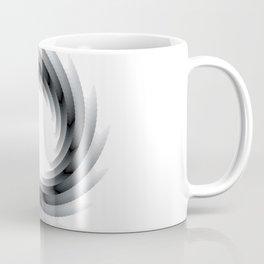 Paper Cut Swirl - 01 Coffee Mug