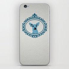 Aristocratic Mini Pinscher iPhone & iPod Skin
