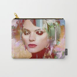 Vengeance of a betrayed woman Carry-All Pouch