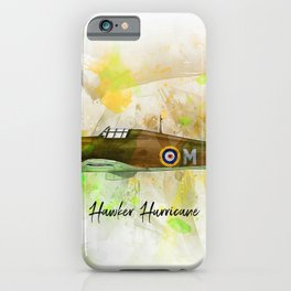 Hawker Hurricane iPhone Case