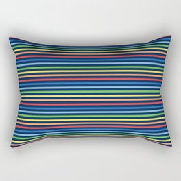 Vintage T-shirt No6 Rectangular Pillow