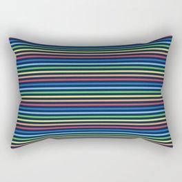 Vintage T-shirt No6 Rectangular Pillow