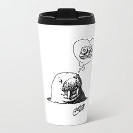 Oishii Walrus Travel Mug