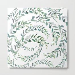 esmeralda Metal Print