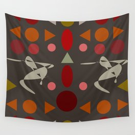 zappwaits dance Wall Tapestry