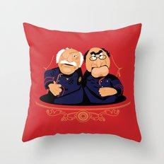 Frakking Awful Throw Pillow