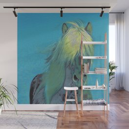 Be Wild, Live Free IV Wall Mural