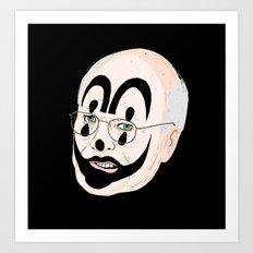 Cheney 2 Dope Art Print