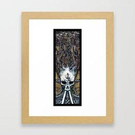 Cerebri Framed Art Print