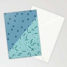 Geometry Blocks 9 Stationery Cards