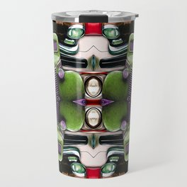 Abstract Auto Artwork Two Travel Mug