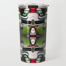 Abstract Auto Artwork Two Travel Mug