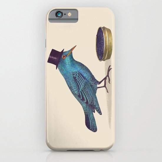 Gentlebirds Prefer Caviar  iPhone & iPod Case