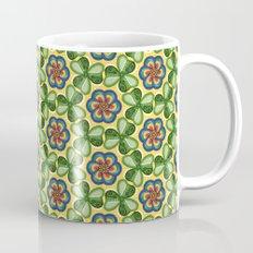 St. Patrick's Pattern Mug